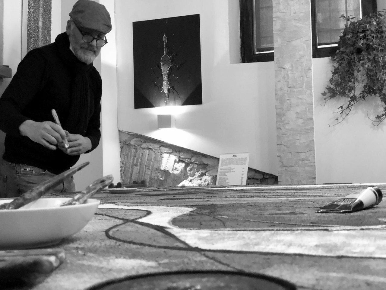 Fabrizio di nardo @ rome art week