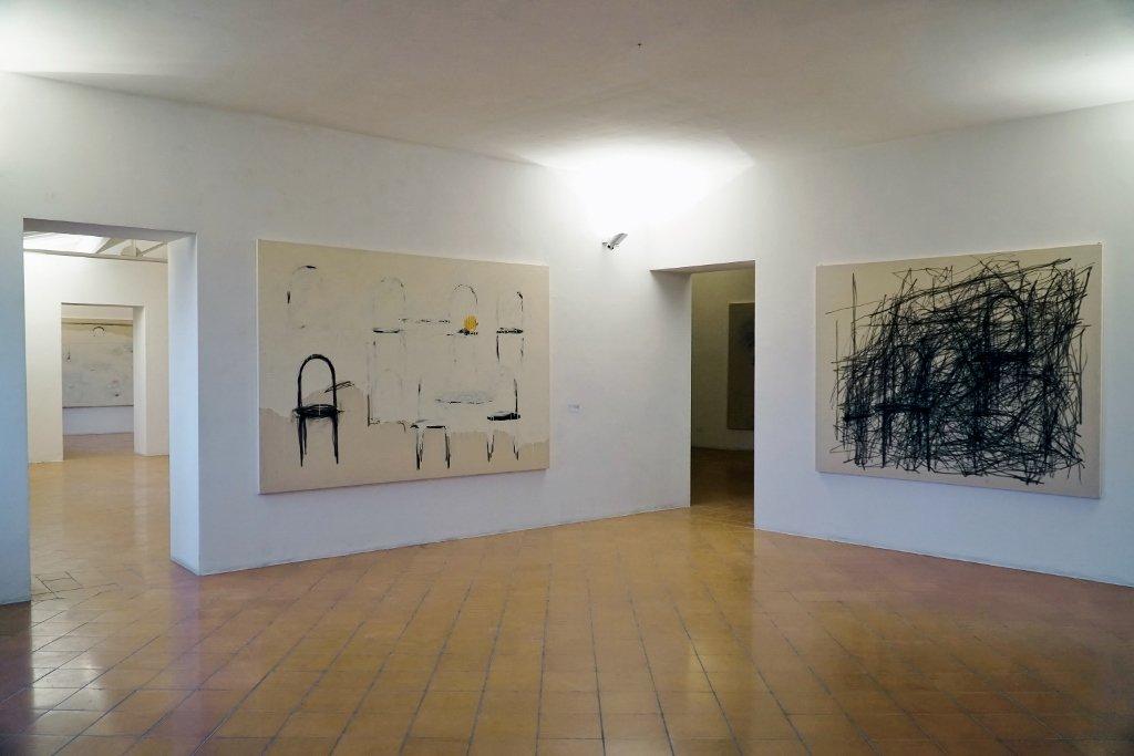 Leonardo D Exhibition : Leonardo damico @ rome art week
