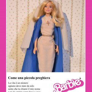 GARBITCH'S PROJECT - Barbie Like a Virgin, installation and performance, Ex Dogana, Roma, 2016