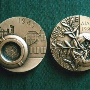 AIAM Annual medal 1995