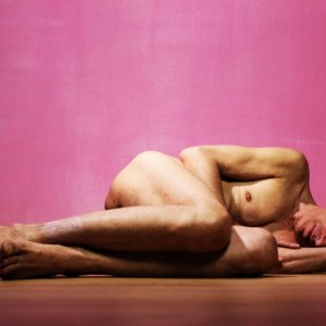 Body to Art-Performance art/auto painting- Oltre il corpo