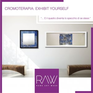 Cromotherapy: Exhibit Yourself