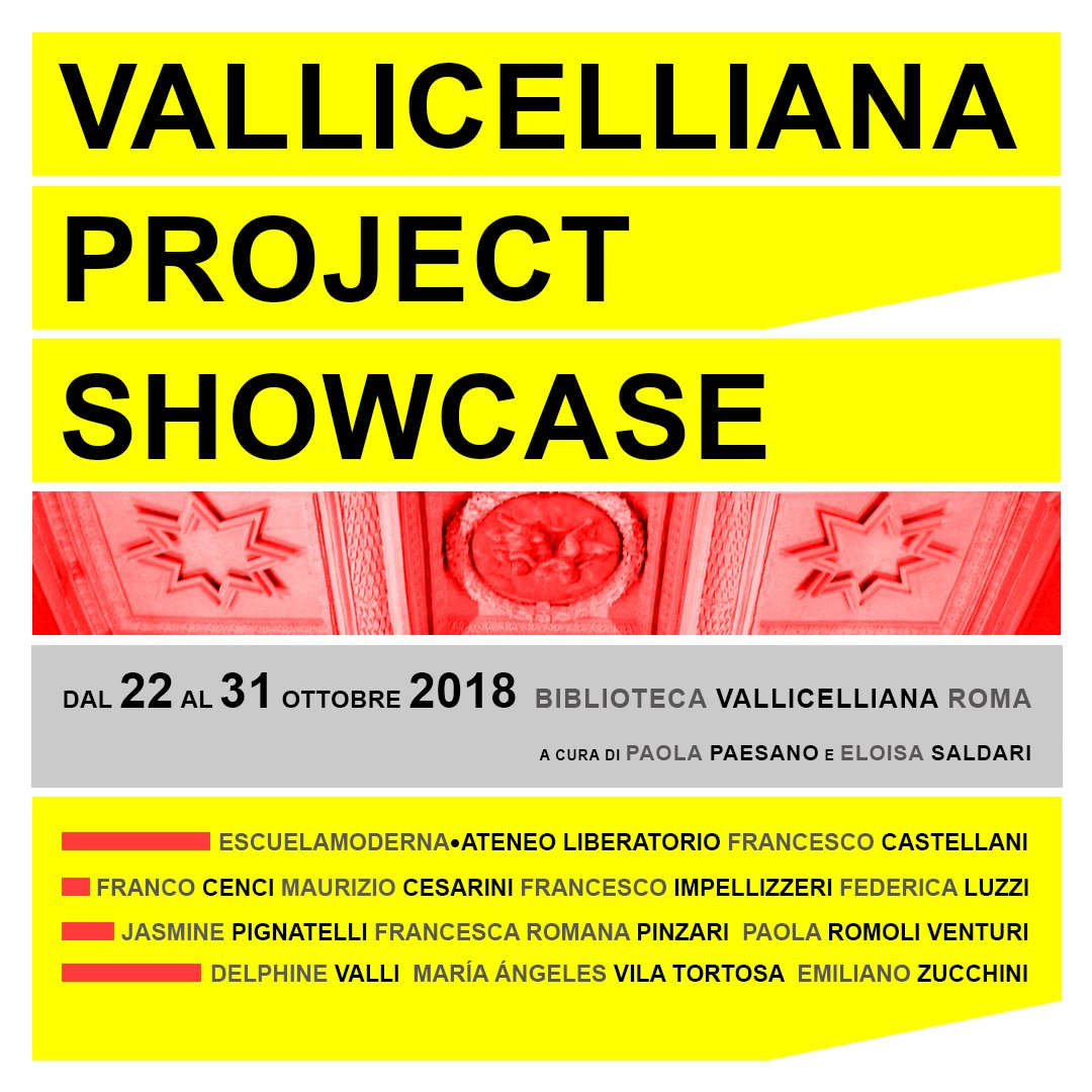 RAW - Vallicelliana Project Showcase
