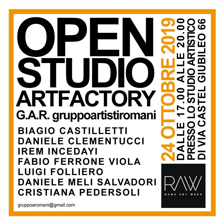 Open Studio Art Factory