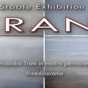 Stable Exhibition by Alessandro Trani