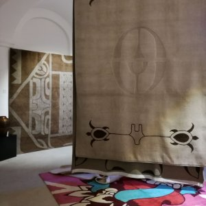 Mystical Tools Sonia Giottoli Carpets