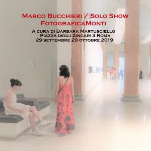 Marco Bucchieri - Solo Show <i class='fa fa-question-circle' aria-hidden='true' data-toggle='tooltip' title='Translation is missing. We show the original text in Italian'></i>