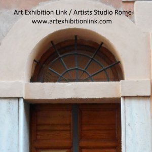International artists of the Gallery UNO Berlin and artists based in Rome
