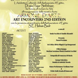 """Armonie d'Arte"" Art Encounters 2nd edition Collective Exhibition"