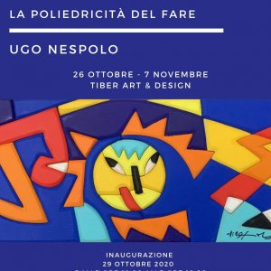 The versatility of doing - Ugo Nespolo