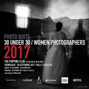 30 UNDER 30 / WOMEN PHOTOGRAPHERS / Portfolio Reading - 2018 Selection