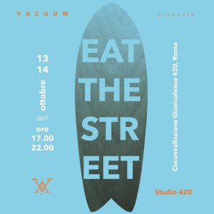 Eat The Street - skateboard d'artista