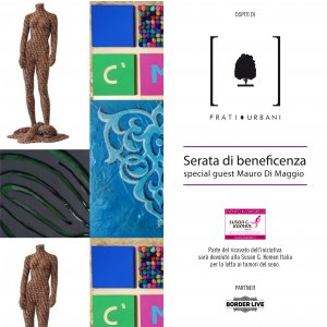 "Charity evening ""Trace of Woman"" for Susan G. Komen Italia"