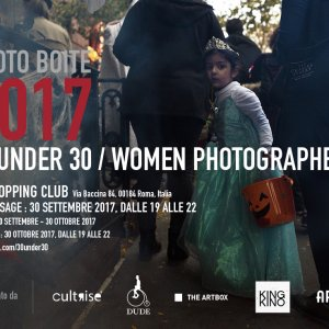 30 Under 30 / Woman Photographers - Portfolio Reading