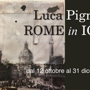 Luca Pignatelli | Rome in Icons