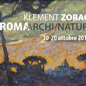 KLEMENT ZORAQI  Roma, Archinature