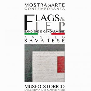 "Mostra ""Flags and Fiep"""