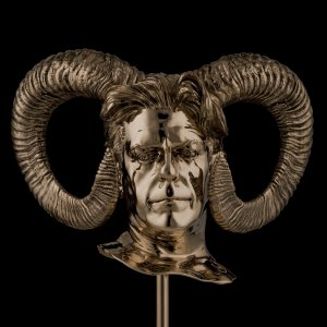 Jan Fabre, Chapter VIII - Ovis Faber Scaldinus (Mouflon of Flanders), 2010