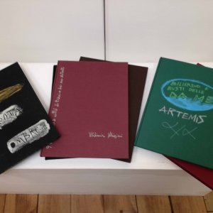 Tonino Maragnani, private collection artist's books