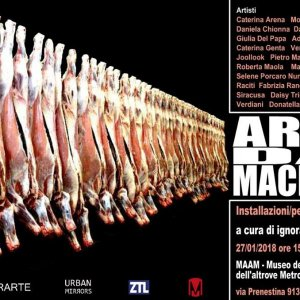 Cover Arte da Macello-Maam