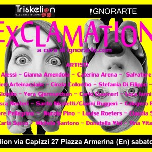 Cover Exclamation