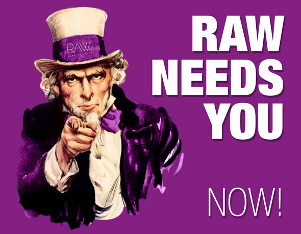 Rome Art Week needs you for the next edition!