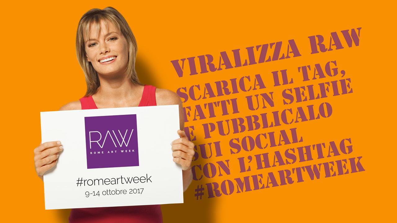 Viralizza Rome Art Week!