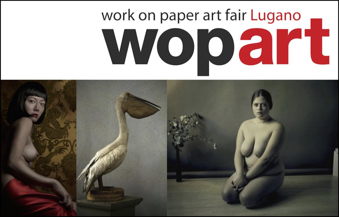 La WopArt Fair di Lugano