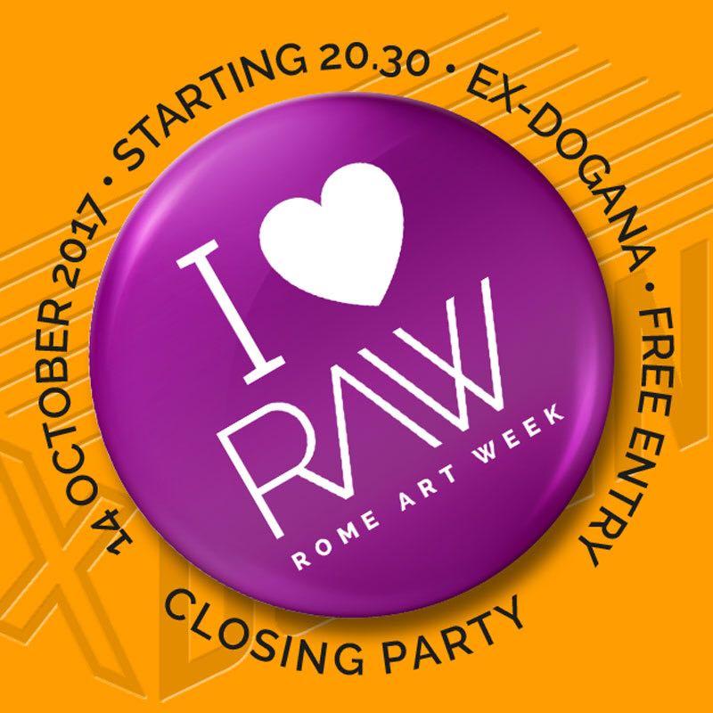 Closing Party il 14 ottobre