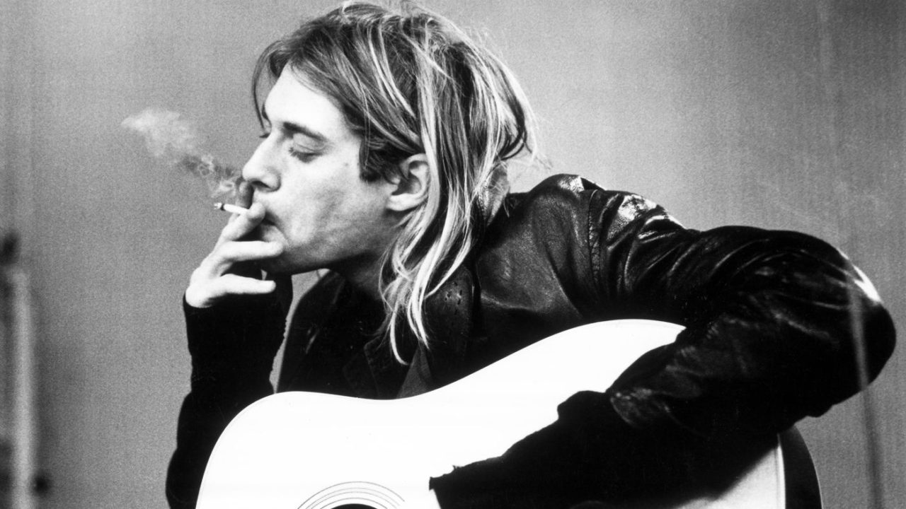 Kurt Cobain, un talento non solo per la musica