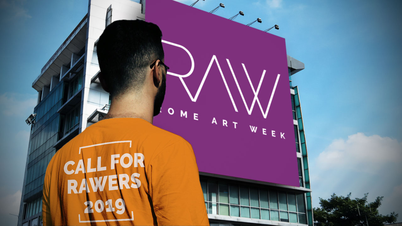 Call for Rawers