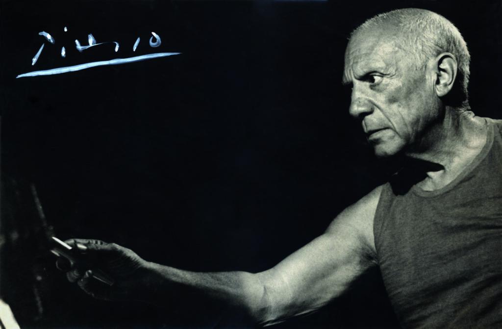 Picasso e la fotografia. Gli anni della maturità