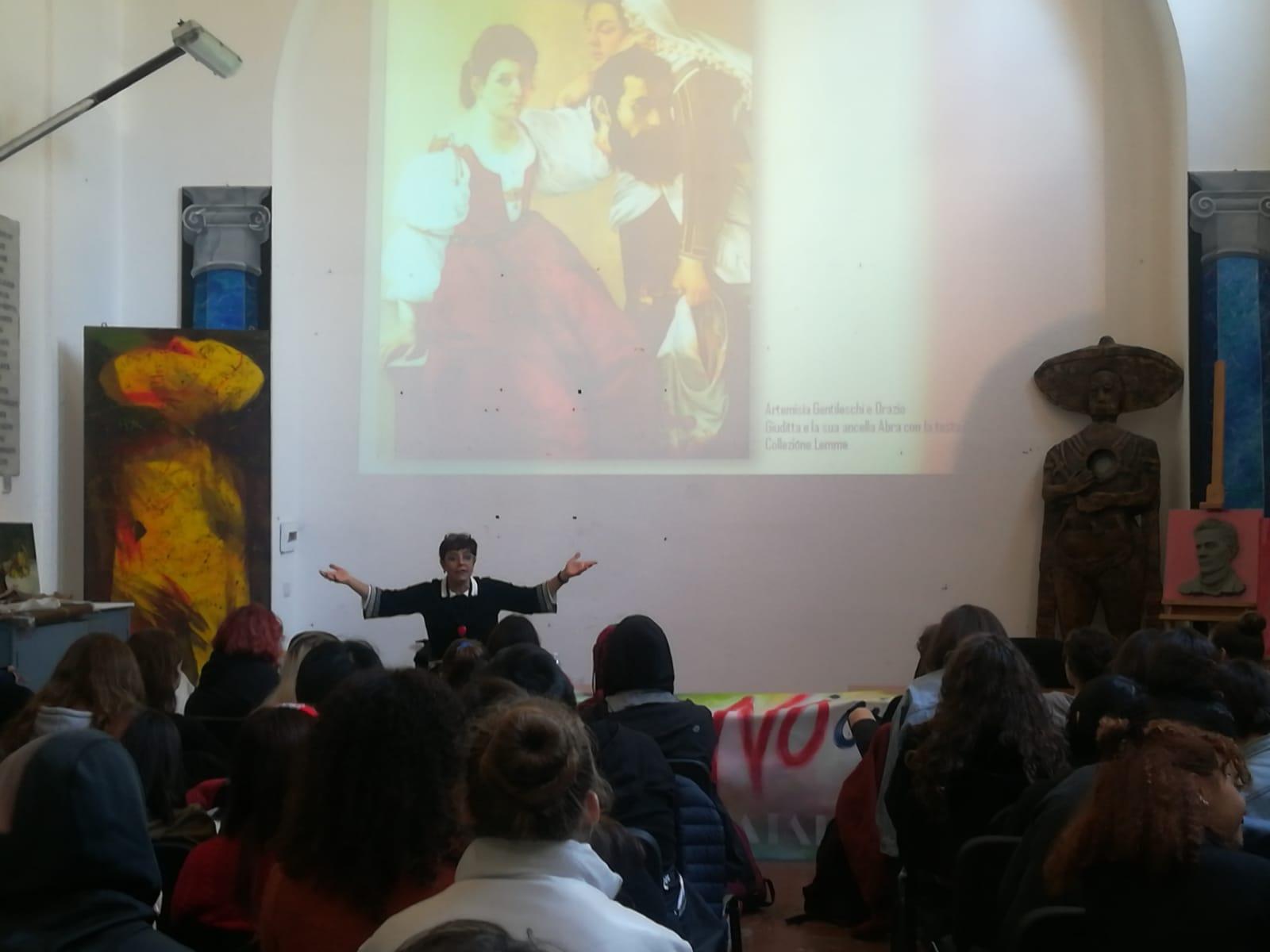Quattro chiacchiere con Penelope Filacchione – ArtSharing Roma